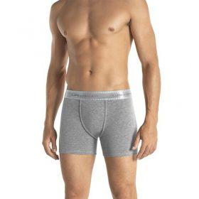 Cueca boxer algodão masculina Lupo 422