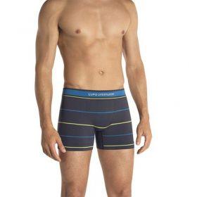 Cueca Boxer masculina sem costura microfibra Lupo box