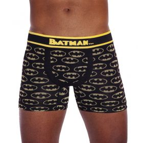 Cueca Boxer Sem Costura Lupo Urban Batman