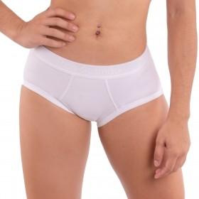 Cueca feminina em algodão Clean  -