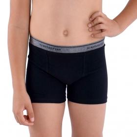 Cueca infantil boxer em cotton Selene