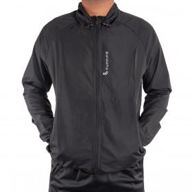 jaqueta manga longa para corrida e academia masculina Lupo