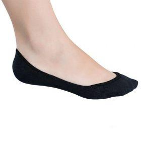 Kit com 3 Meias femininas Lupo - sapatilha invisível