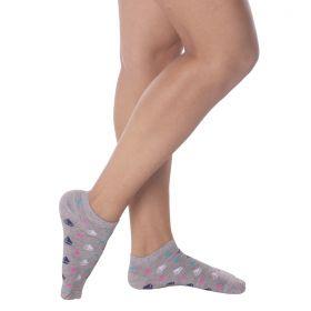 Kit c/3 pares de meias feminina sapatilha Selene