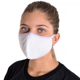 Kit com 1000 Máscaras ninja de Proteção em Algodão Reutilizável