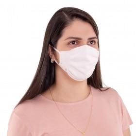 Kit com 10 Unidades de Máscaras de Proteção LUPO
