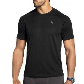 KIT Com 3 Camiseta masculina Para Prática de esporte e musculação fitness Lupo