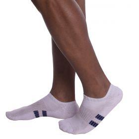 KIT  com 3 Meias sapatilha esportiva masculina Selene