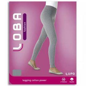 Legging Calça algodão sem costura roupa feminino Loba Lupo -