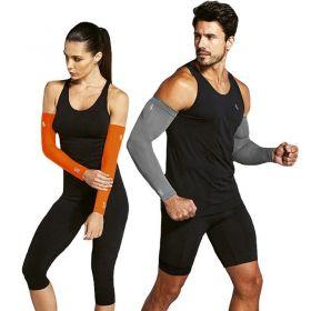 Manguito unissex Lupo - proteção de braço para esportes Lupo