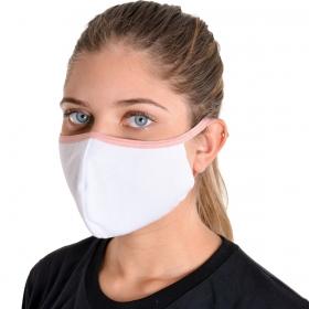 Máscara de Proteção Ninja em Algodão Reutilizável