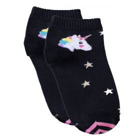 Meias Algodão Cano Curto Lupo Socks Feminina