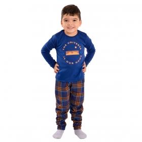 Pijama baby para menino de inverno TOP Victory
