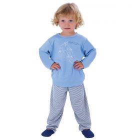Pijama infantil baby para meninos de inverno Victory