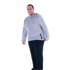 Pijama masculino adulto plus size longo frio inverno Victory ref. 18134