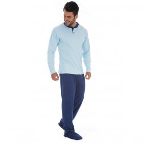 Pijama masculino de inverno Lord Victory