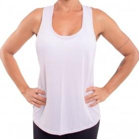 Regata feminina modelo cavada fitness Selene