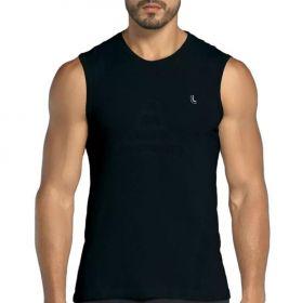 Regata masculina para corrida e academia fitness Lupo .