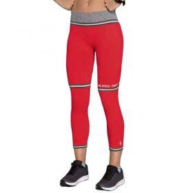 Roupa academia feminina calça legging capri ginástica fitness Lupo 71584-