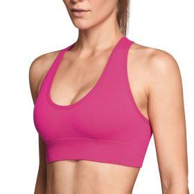 Roupa academia ginástica fitness feminina top nadador Lupo 71403