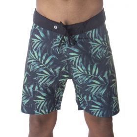 Short Masculino Estampado Lupo Beachwear