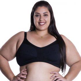 Sutiã Plus Size Nayane Rodrigues Linha Charme Sem Bojo