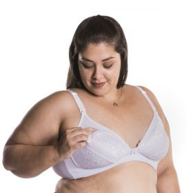 Sutiã Plus Size Nayane Rodrigues Linha Maternidade Ref. SP7101
