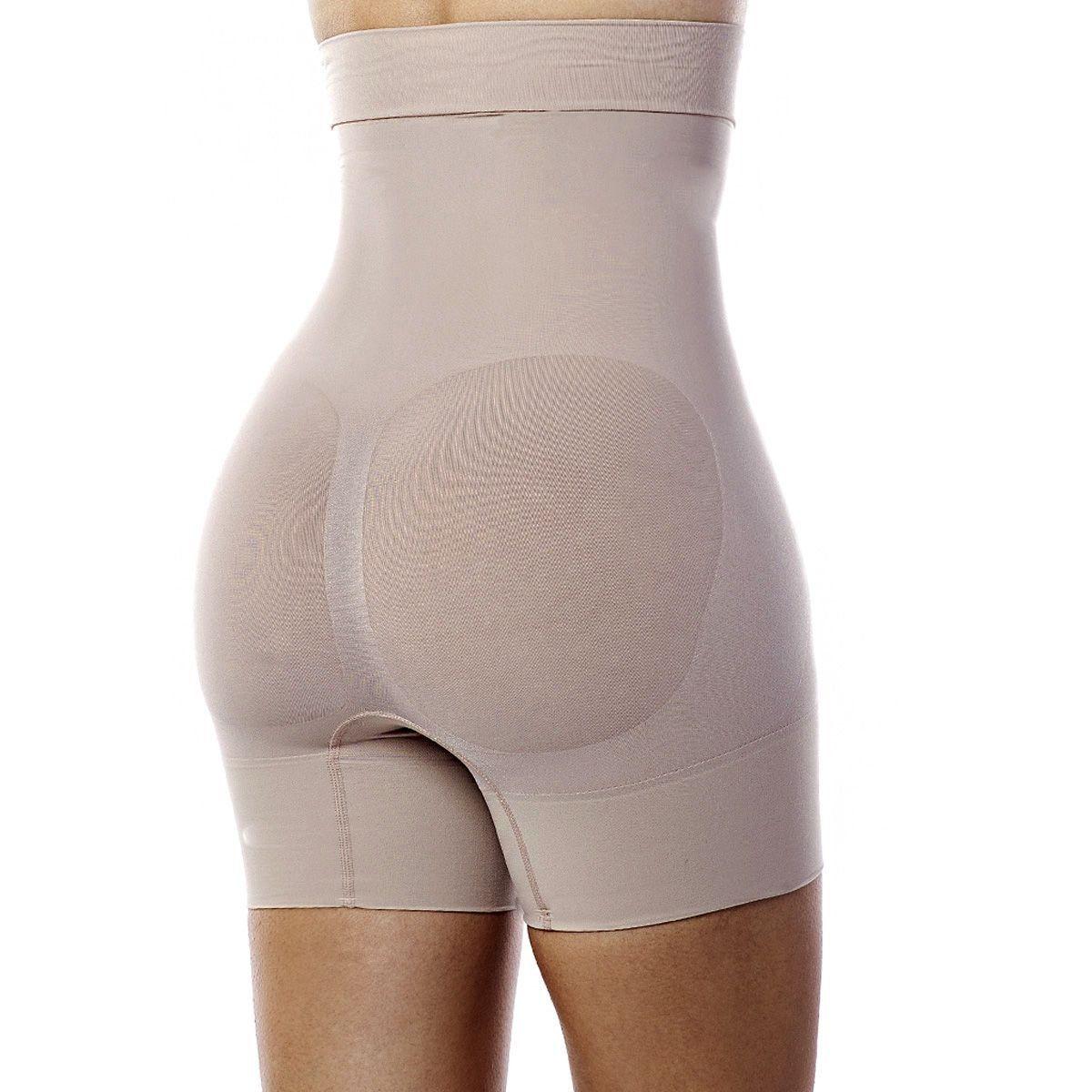 Short Feminino Loba Skin Compression Afina a Cintura