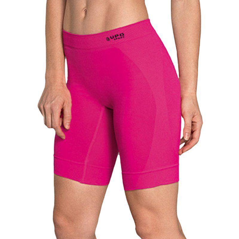 Bermuda Feminina térmica com Alta Compressão - Shorts com fio Emana Lupo ref.71055