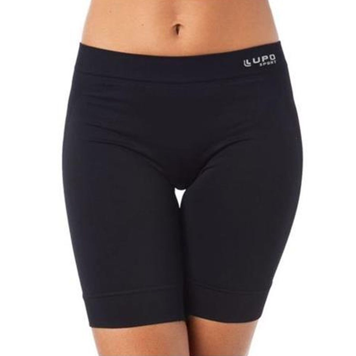 Bermuda Feminina térmica com Alta Compressão - Shorts com fio Emana Lupo