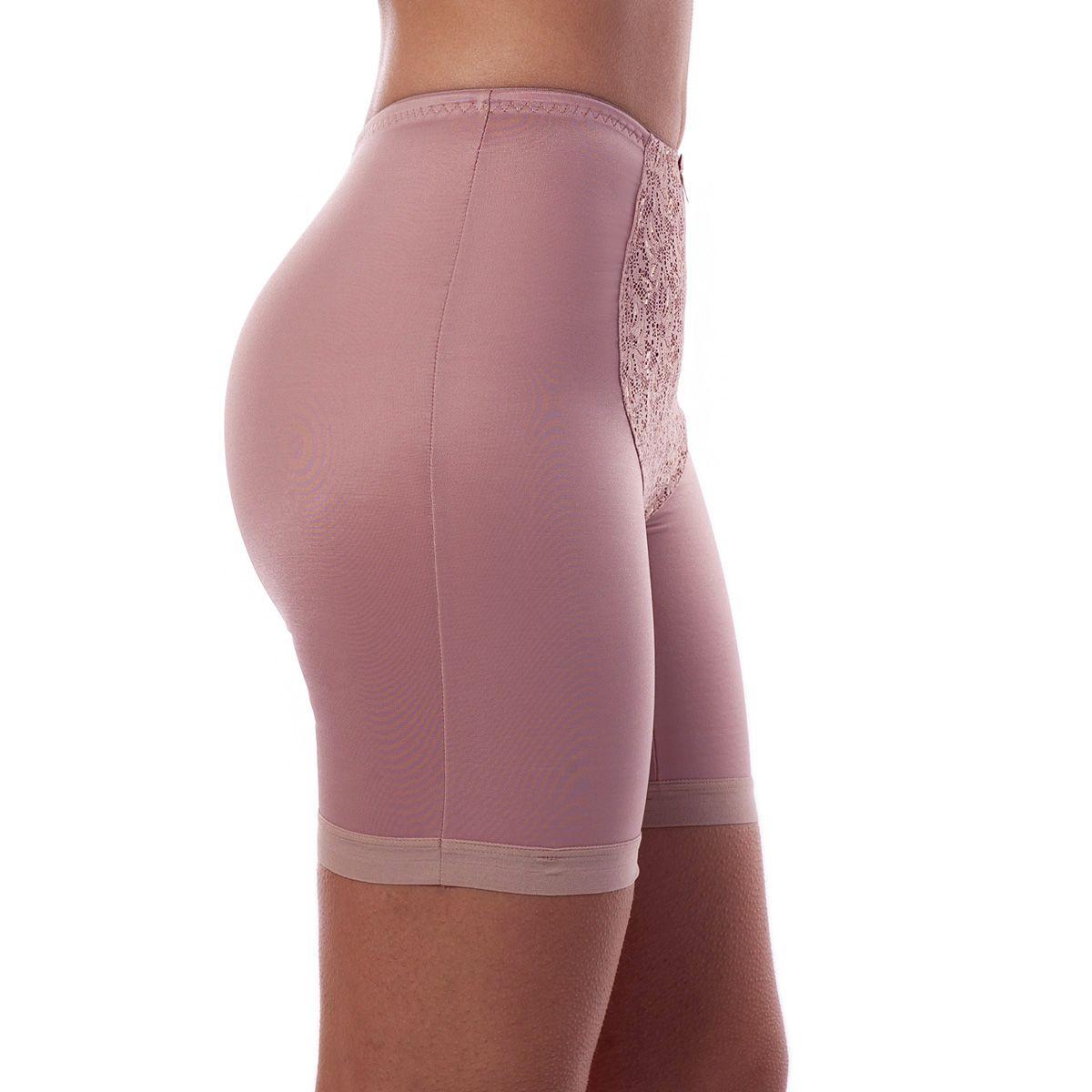 Bermuda Modeladora Kit com 2 Shorts Modelador Princesa Catarina