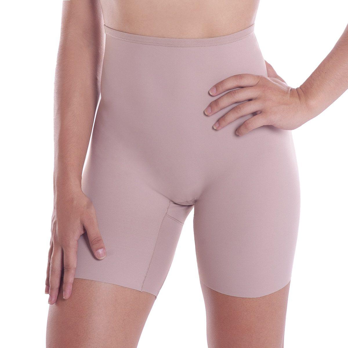 bermuda shorts sem costura para usar sob a roupa kit 2 Liebe