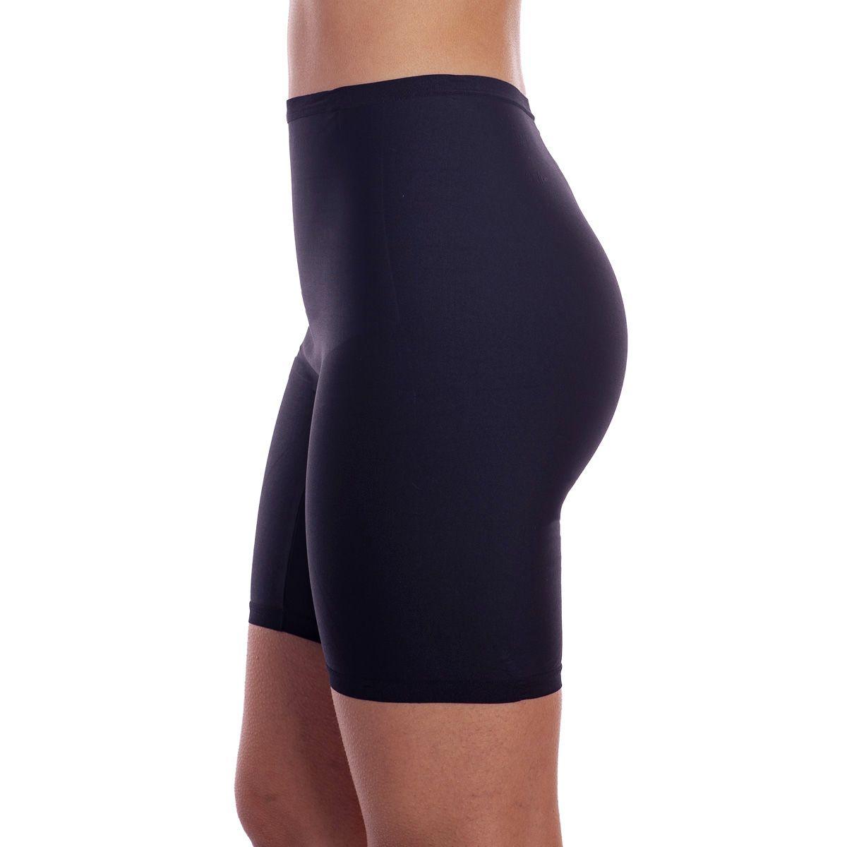 Bermuda Slim Compact Curves De Suave Compressão Dilady