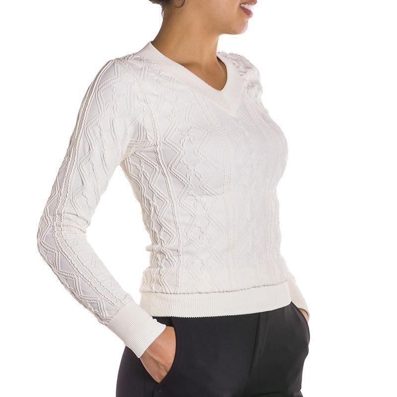 Blusa Feminina Loba Trend Winter Sem Costura -