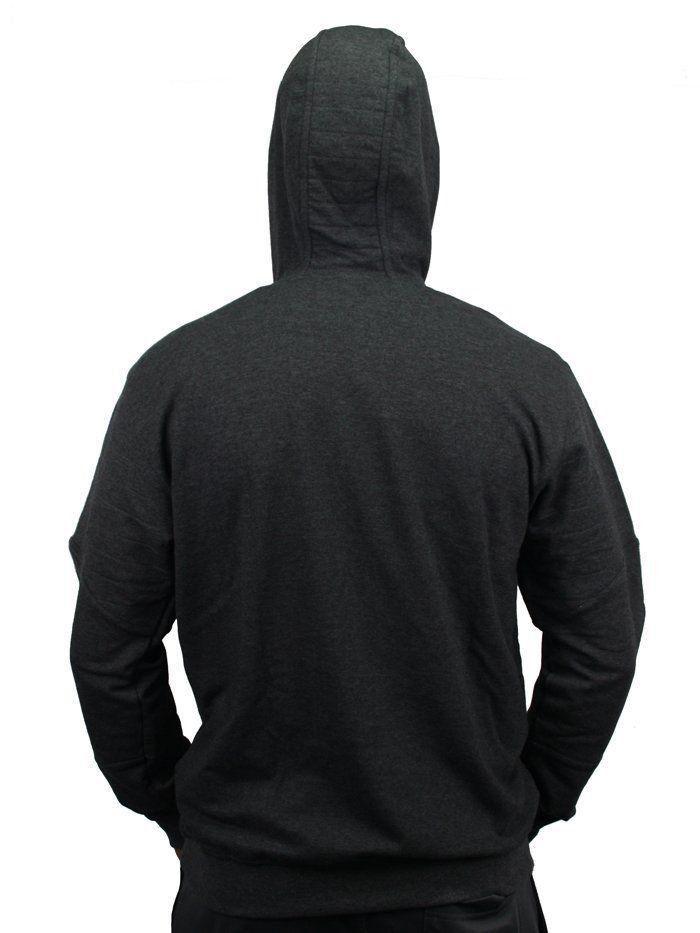 Blusa Jaqueta moletom com capuz para o frio masculina Lupo -