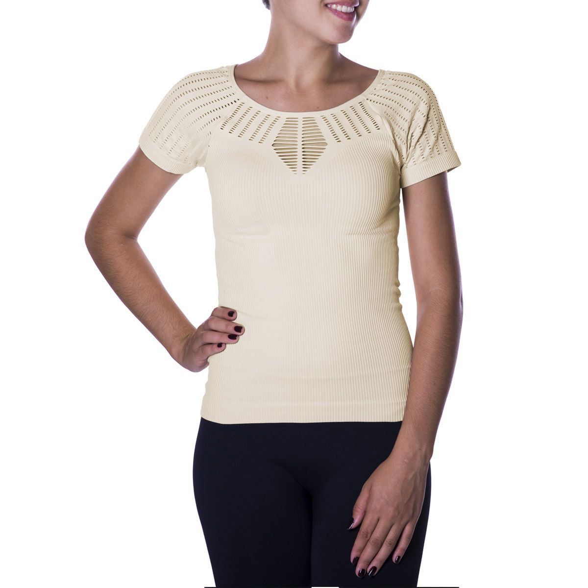 Blusa Lupo Loba Trend Donna -