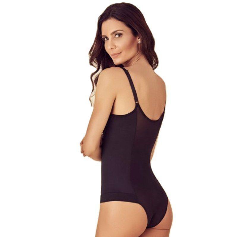 Body feminino modelador com aro e sem bojo Liebe  -