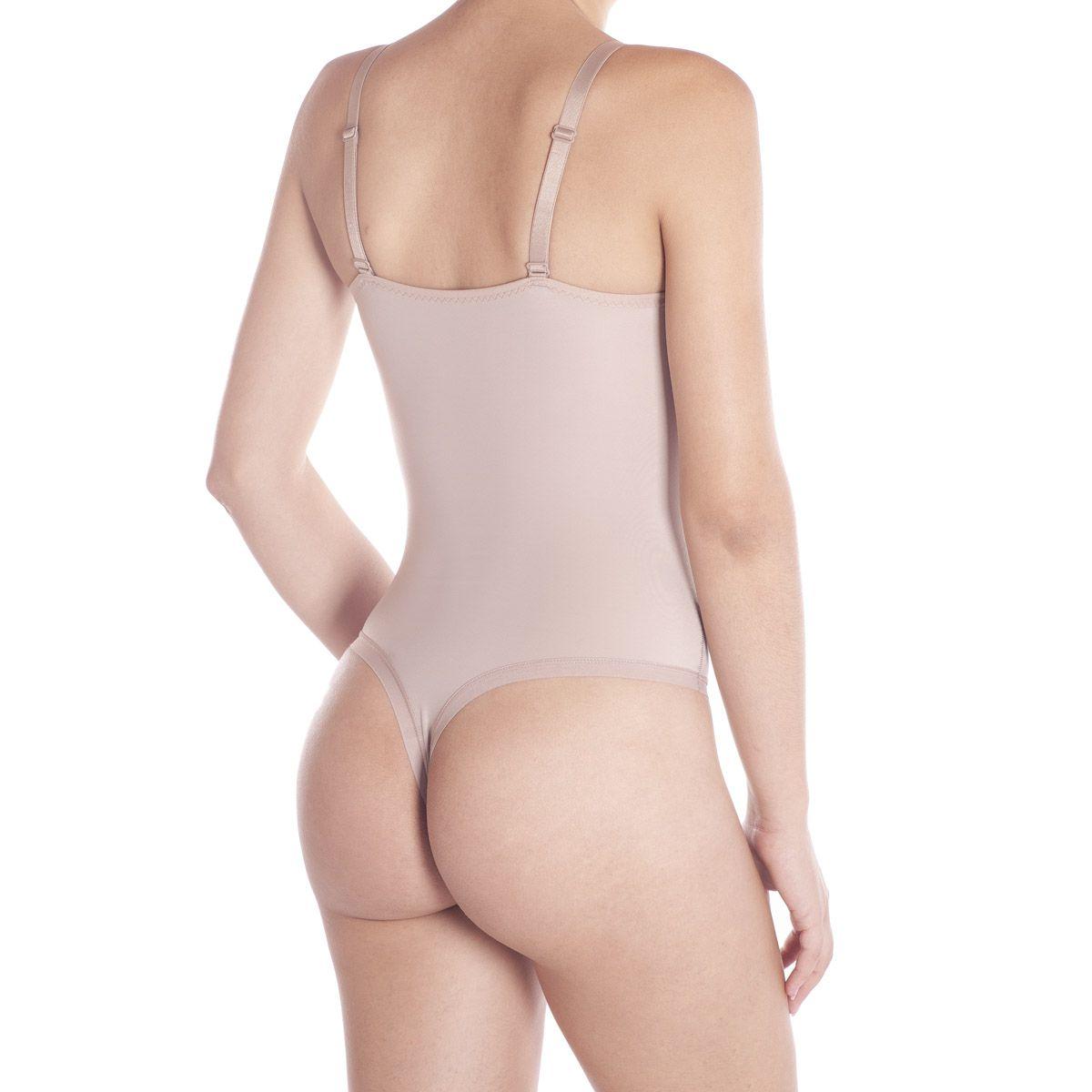 Body Modelador Fio Vi Lingerie