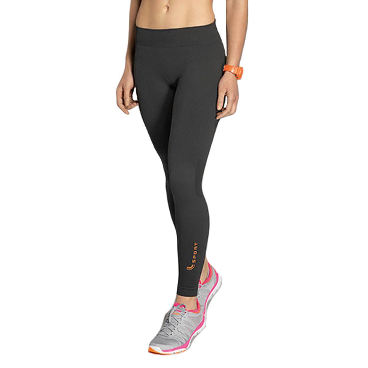 Calça legging emana sustentação fitness academia ginástica roupa feminina Lupo