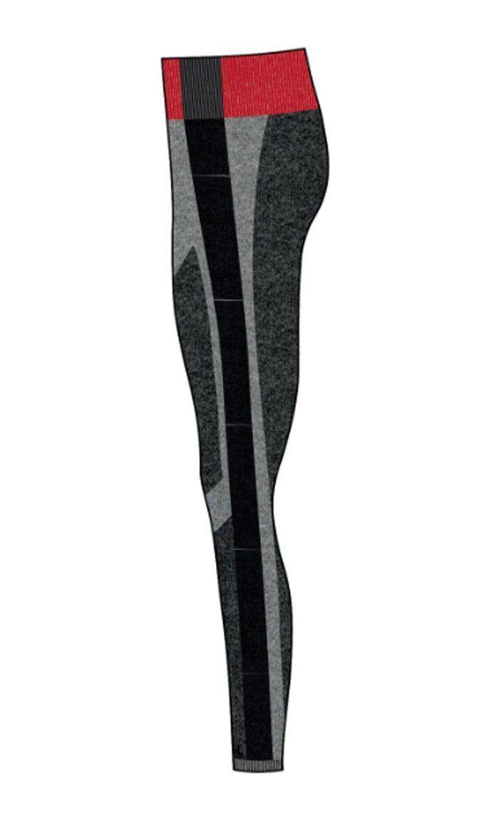 Calça para academia e ginástica - legging feminina fitness Lupo -