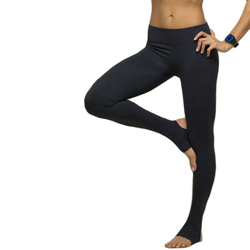 Calça legging feminina para pilates yoga Lupo ref.71545 -