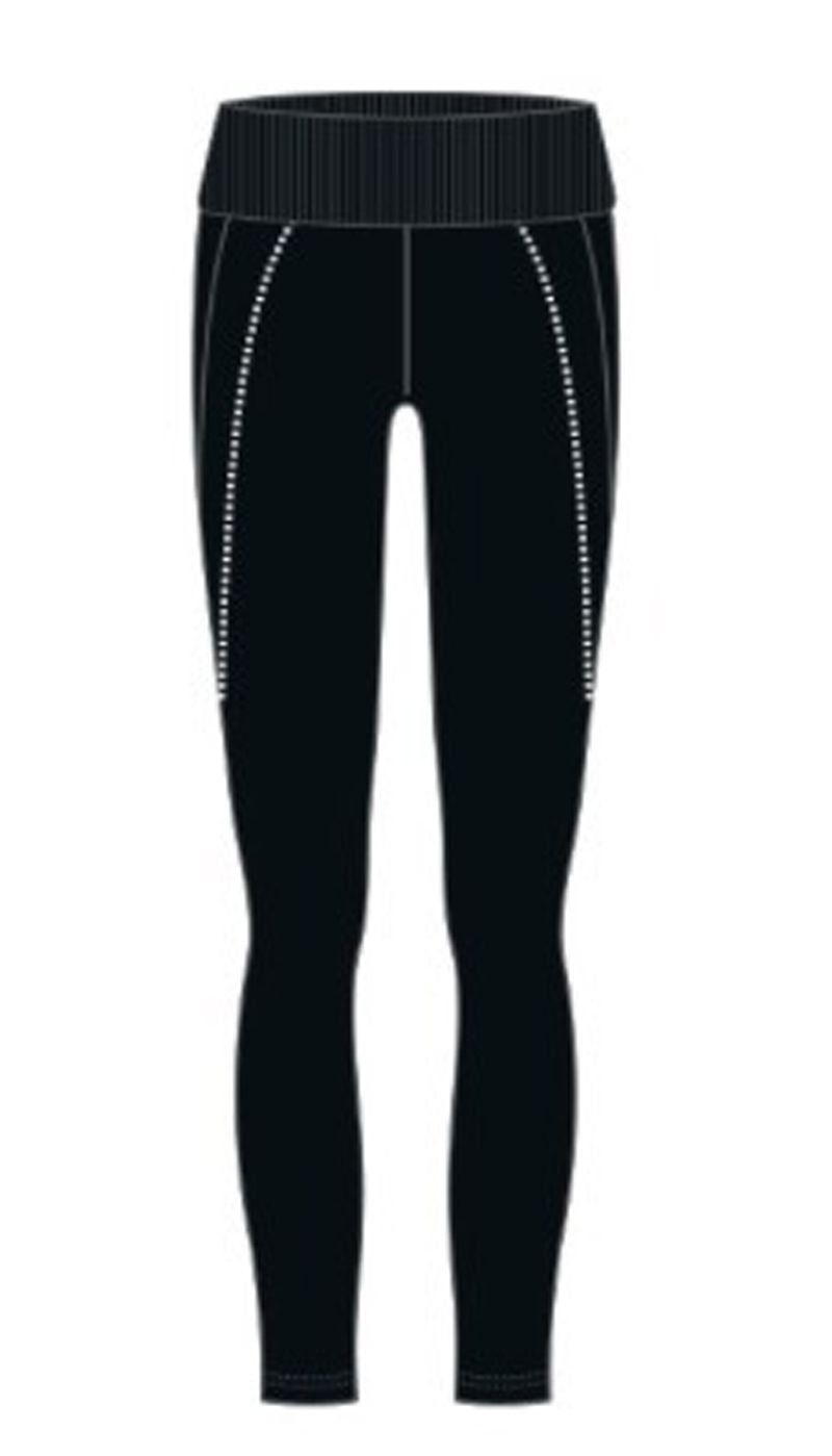 Calça legging fitness ginástica roupa academia feminina Lupo 71034