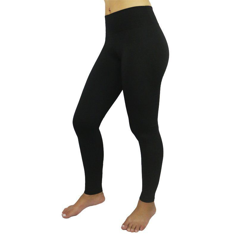 Calça Legging Suplex Lisa Feminina Primeira Hora