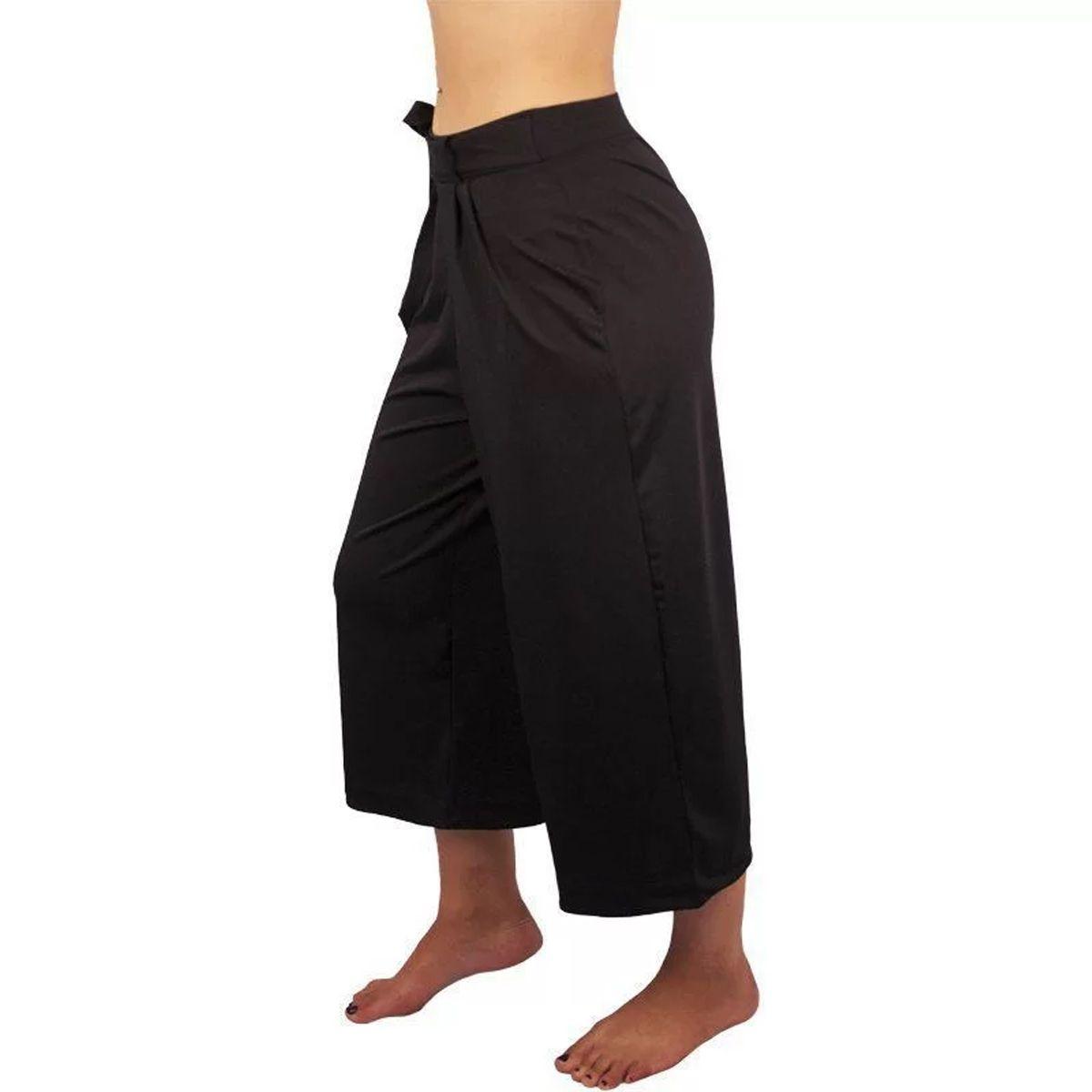 Calça Pantacourt Feminina Loba Trend Lupo -