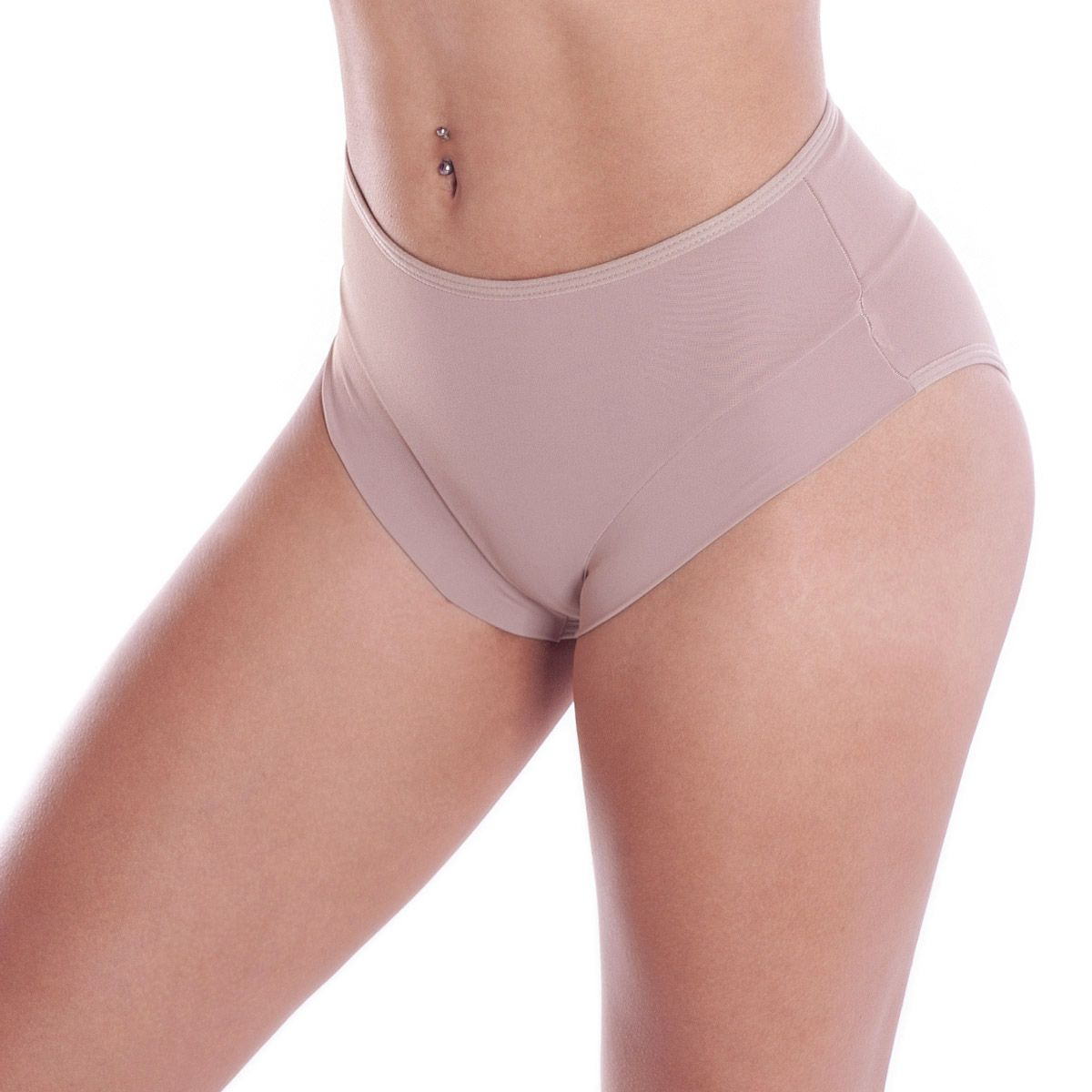 Calcinha cinta pós parto compressão modeladora alta abdominal Morisco