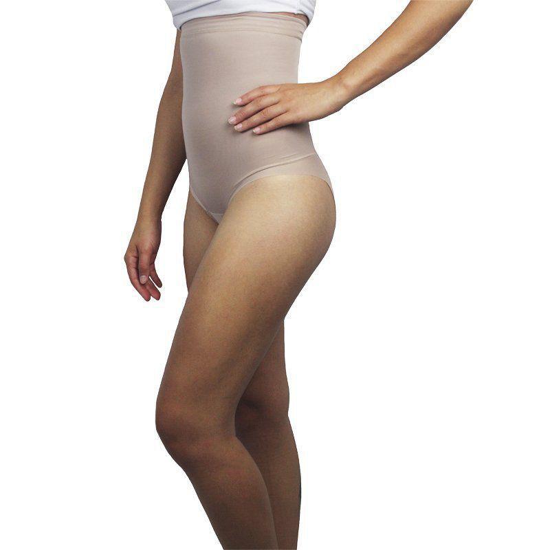 Calcinha cintura alta modeladora com compressão Liebe  -