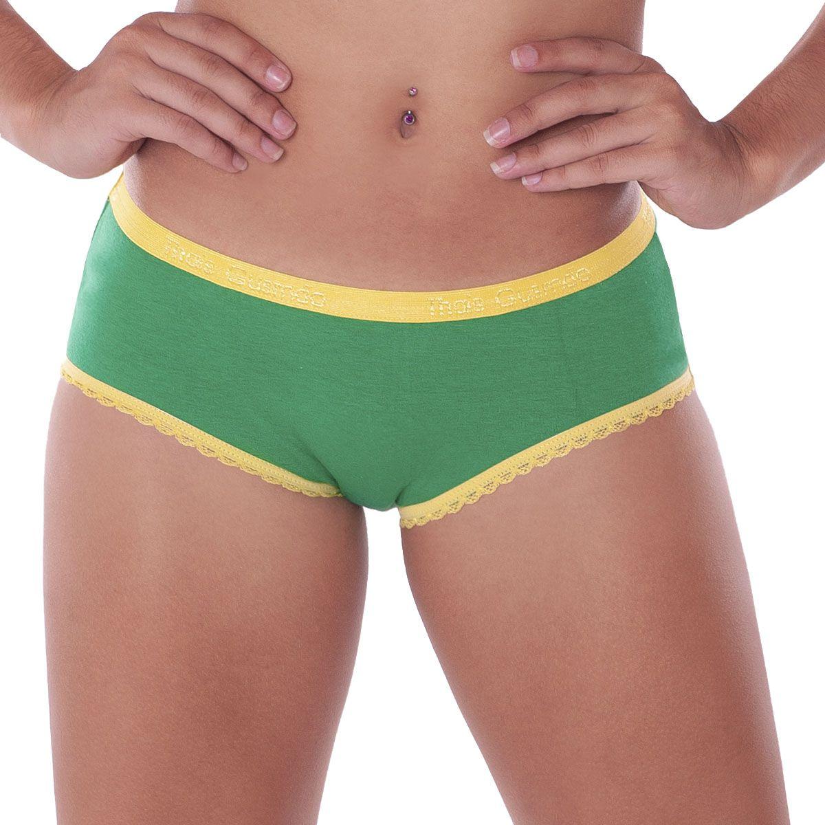 Calcinha Cueca Made In Brazil -