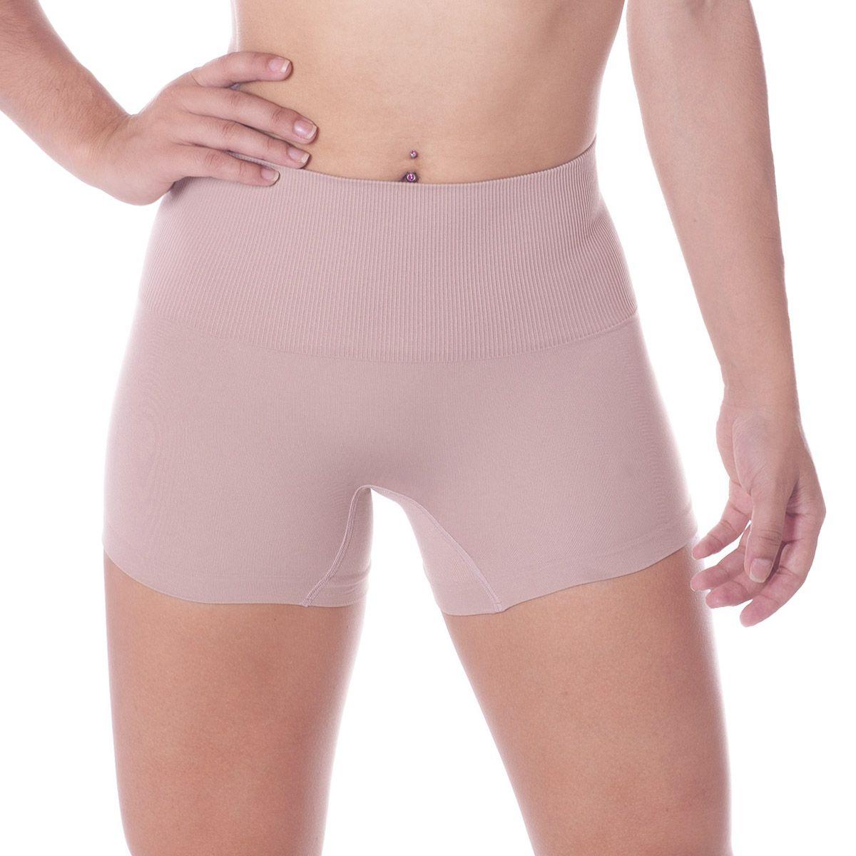 Calcinha Feminina Estilo Boxer Modeladora Trifil