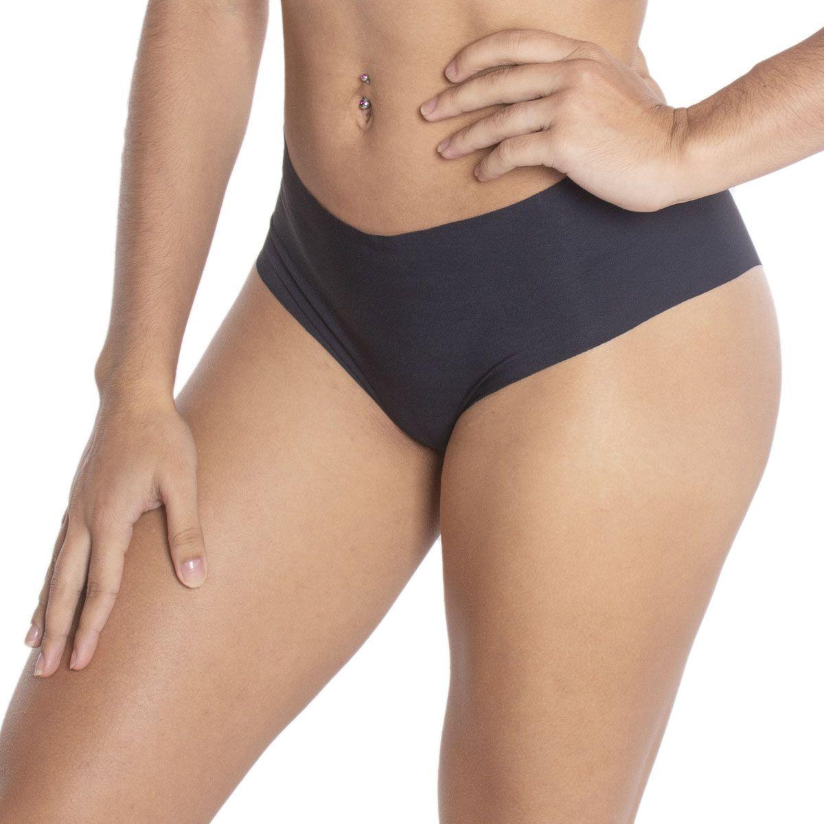 Calcinha moda intima lingerie tanga sem costura Nayane Rodrigues