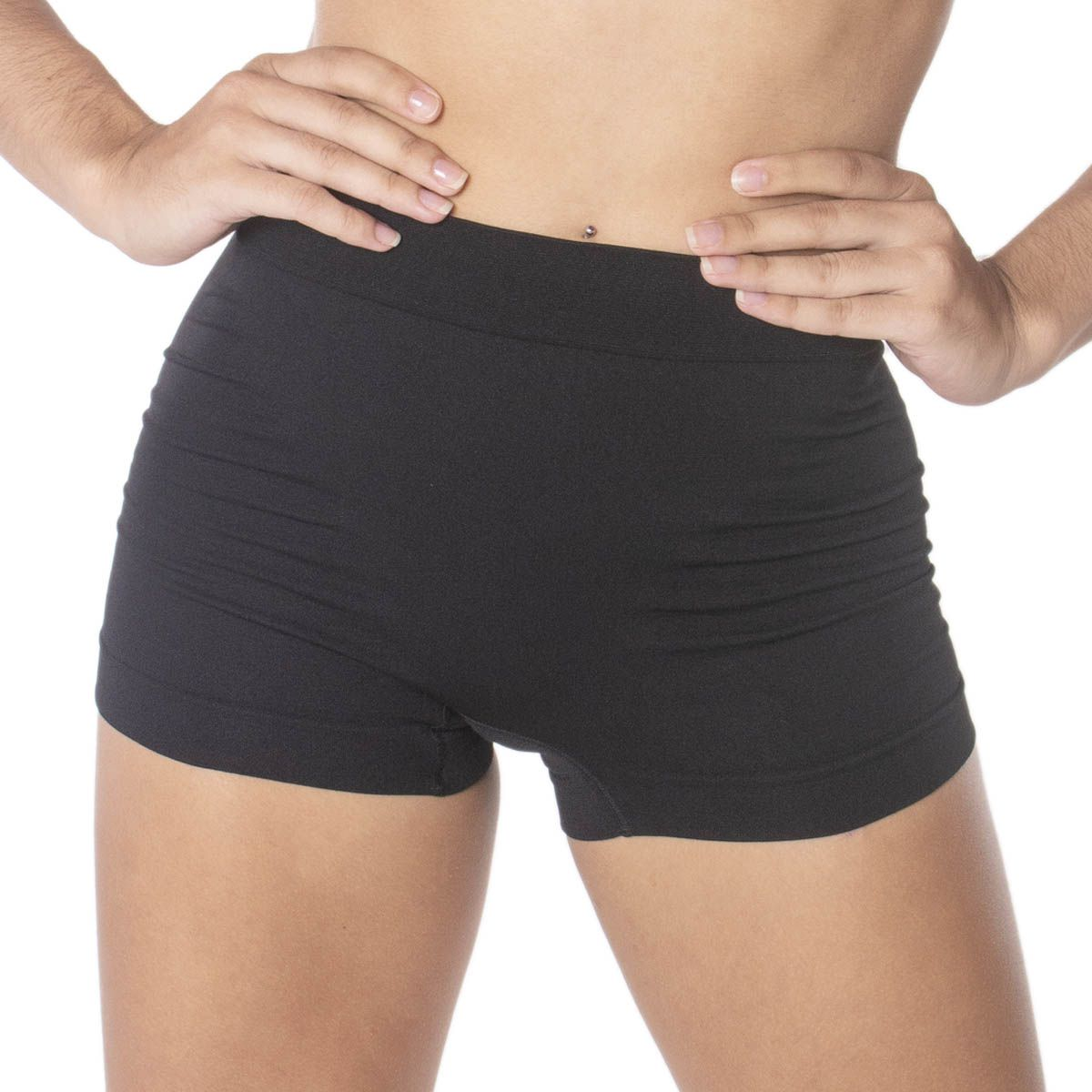 Calcinha Short Feminina Bumbum Perfeito Modelo Boxer Trifil